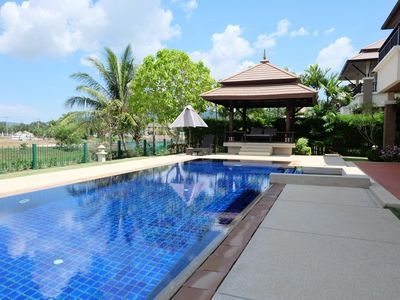 Photo for 4 BDR Laguna Phuket Pool Villa, Nr. 3