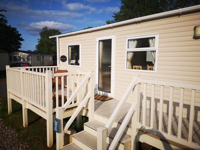 Photo for 2BR Chalet Vacation Rental in Dawlish, England