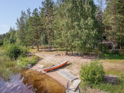 Photo for Vacation home Katajainen in Puumala - 4 persons, 1 bedrooms