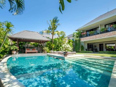 Photo for Beachfront Villa Complex - Villa Eleven Kejora  - The best location in Sanur