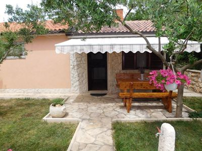 Photo for Holiday house Privlaka for 4 persons with 2 bedrooms - Holiday house
