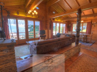 Photo for 3BR Chalet Vacation Rental in Anzère, Valais