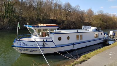Photo for Living ship on the Lahn