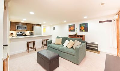 Enjoy 'Sweet Lincoln Suite,' a vacation rental apartment in D.C!