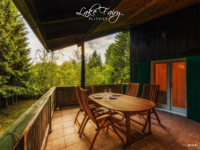 Photo for Charming, peaceful Chalet within the park for up to 6 guests