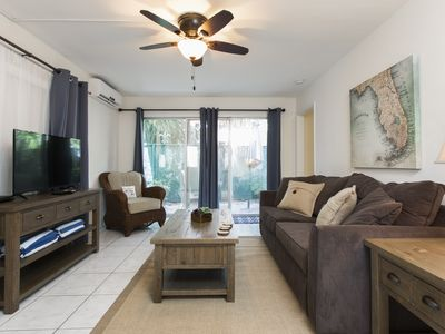 Photo for Junior suite 1bed/2b one step from the beach In Lauderdale By The Sea