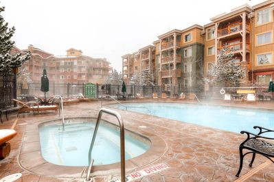 Westgate Outdoor Pool #2 with Hot Tub