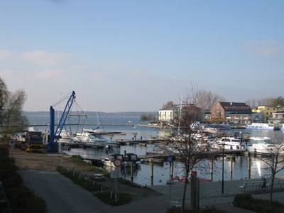 Photo for Exclusive apartment directly by the harbor with lake view (**** DTV)