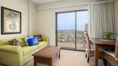 Photo for Right Across From The Beach! 1 Mile From Shopping & Dining At Pier Park!