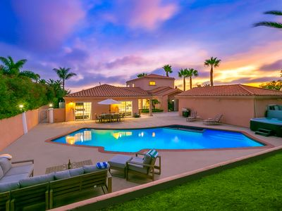Photo for 20% OFF JULY - Spacious Home w/ pool on a quiet corner lot