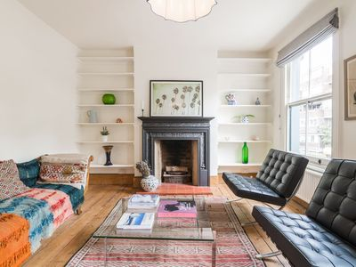 Photo for Charming 3BR Home in West London, 6 guests - Three Bedroom House, Sleeps 6