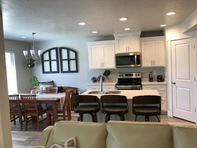 Photo for Brand New 3 Bed 2.5 Bath Luxury Sleep 60 Under 1 Roof with Multiple Units Rented