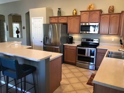 Photo for Newly Furnished Spacious 3 bedroom 2 bath home near Sports Stadiums