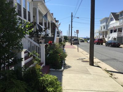 Photo for Atlantic City Cheslea Section four doors from beach/Brdwalk. 2-7 night stays.
