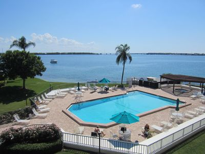 Photo for High End Waterfront Villa With Beautiful Views Of Boca Ceiga Bay.