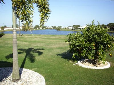 LAKE FRONT home with 2 bedroom - 2 bath -Passes to Fitness Center with this home