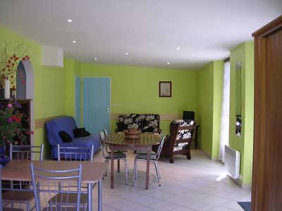 Photo for Cottage in the heart of the Drôme, 2 bedrooms, sleeps 6, fully equipped