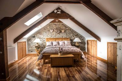 The 'Love Loft' a beautiful romantic hide-away