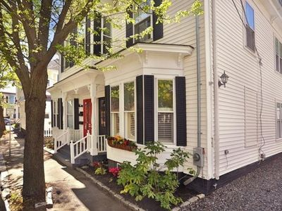 Photo for Beautiful 4 Bedroom Home in the Heart of Historic Downtown Newburyport