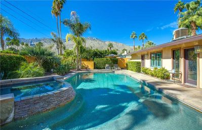 Photo for Remarkable Vacation Pool Home in Palm Springs