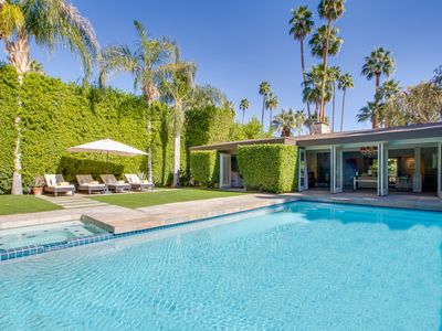 Photo for Serendipity Palm Springs - High End Luxury! Designer Home!