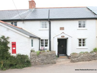 Photo for Syms Cottage, Cutcombe, Exmoor