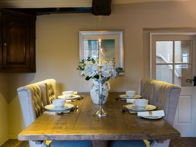 Photo for Superb Lakeland Cottage Built in 1698 Just A 3 Min Walk To Keswick Town Centre