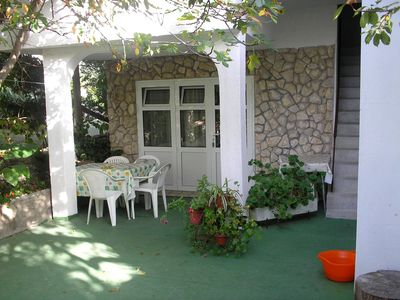 Photo for 1BR Apartment Vacation Rental in Rab, Kvarner Bucht