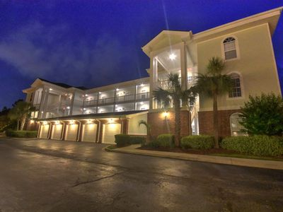 Photo for REMODELED 3 BR 2BR CONDO WITH POOL AND GOLF COURSE VIEWS! FREE WIFI!