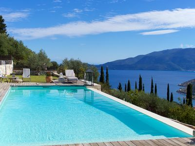 Photo for Villa Vilatoria- Luxury pool villa with majestic view
