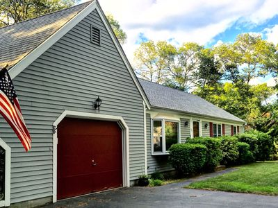 Spacious Osterville Heights Rental