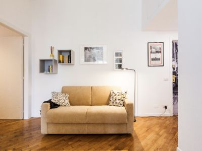 Photo for AL CAPOLINEA - Modern two-room apartment JUST REFURBISHED