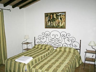 Photo for Apartment Fattoria di Castiglionchio  in Pontassieve, Florence Countryside - 2 persons, 1 bedroom