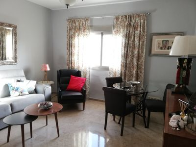 Photo for Luxury apartment center of Malaga, AVE station, port, historical center.