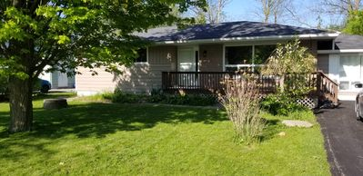 Photo for Peaceful Cottage Close To Innisfil Beach
