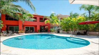 Photo for Fantastic Rates for a Luxury, Spacious 4 Bdrm Private Villa 2-level Private Pool