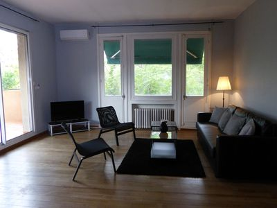 Photo for 3BR Apartment Vacation Rental in Marseille, Provence-Alpes-Côte-D'Azur