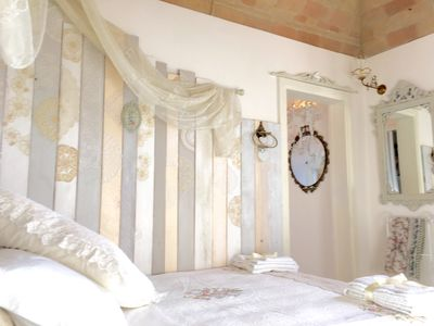Photo for DORMIO shabby chic suite in Spello