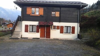 Photo for Rental F3 - Ground floor Chalet in Morillon (Grand Massif)