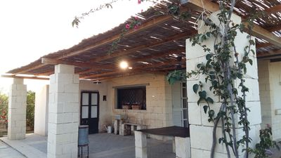 Photo for Villa Donata between Avola and Noto 100 meters from the sea