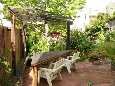 Photo for Charming Studio in the Mission/Noe Valley Overlooking Garden