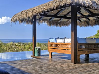 Photo for Casa Blue Is Overlooking The Pacific Ocean, Only 15 Minutes From Tamarindo.