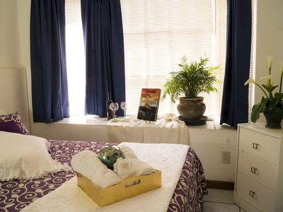 Photo for GARDEN HOUSE 1 BDR/DOUBLE BED/FULL BATHROOM/KITCHEN/LIVING & DINING ROOM