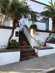 Photo for Spanish House APT Downstairs close to DWTN and 5 Blocks to Pier and Beaches