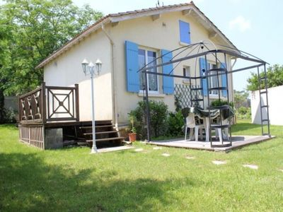 Photo for Villa Le Grand-Village-Plage, 2 bedrooms, 4 persons