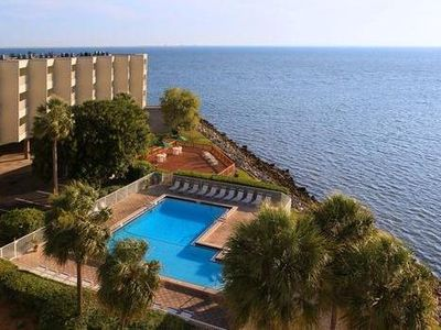 Photo for Located on the Waters of Tampa Bay, huge discount for a week stay