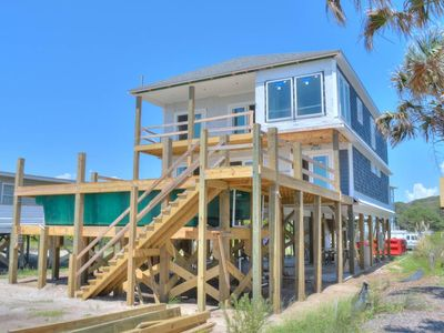 Photo for The Name Says It All-SENSATIONAL-8BR/8BA Oceanfront Home-Elevated POOL&Elevator