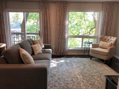 Photo for River Front Condo in Nashville!  Walking distance to Broadway and Germantown!