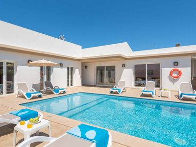 Photo for Villa Sonia - lovely modern villa within easy walking distance to beach/shops