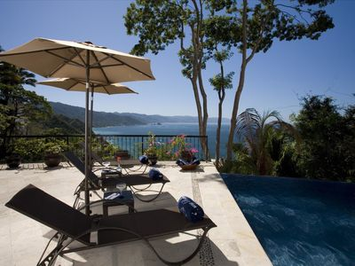 Photo for Wonderful villa luxury bedrooms, a five minute drive away from the Romantic Zone...